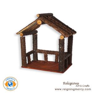 Nativity Wooden Stables